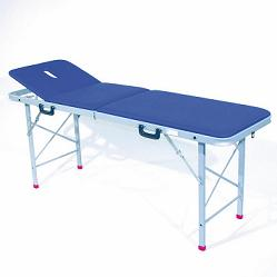 Table de massage pliante en aluminium sissel - Table massage pliable ...